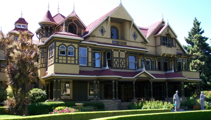 The Truth About Sarah Winchester – Sarah Winchester House Floor Plan
